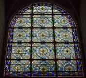 HelgonJacques kyrka, Compiegne, Oise, Frankrike royaltyfria foton