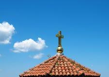 HelgonPetka kyrka royaltyfria bilder