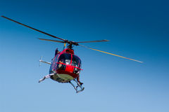 Heli Foto de Stock Royalty Free