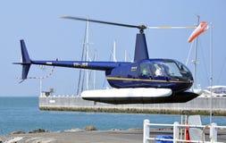 Helicóptero. Fotografia de Stock