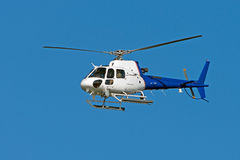 Helicóptero Fotos de Stock Royalty Free