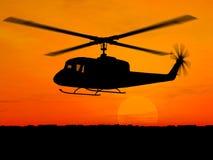 Helicóptero Fotos de Stock