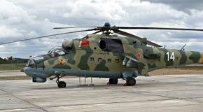 Helicóptero Fotos de archivo