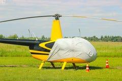 helicóptero Imagem de Stock