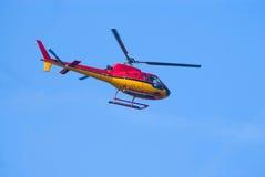 Helicóptero AS.350 Imagen de archivo