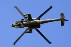 Helicóptero de Apache Imagens de Stock
