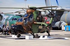 Helicóptero de ataque de Tigre foto de archivo