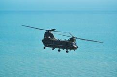 Helicóptero de Chinook Foto de Stock Royalty Free