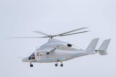Helicóptero de Eurocopter X3 Fotografia de Stock Royalty Free