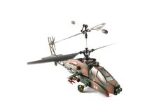 Helicóptero de R/c Fotos de Stock Royalty Free