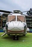Helicóptero de Sikorsky S-92 - Fnt Fotografia de Stock