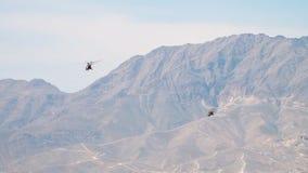 Helicóptero de transporte dos metrajes