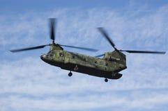Helicóptero del chinuk Foto de archivo libre de regalías