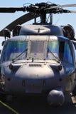 Helicóptero del ejército Foto de archivo libre de regalías