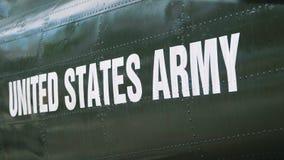 Helicóptero del ejército de Estados Unidos
