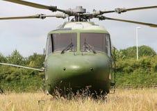Helicóptero del lince Imágenes de archivo libres de regalías