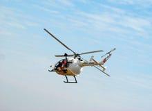 Helicóptero del Mbb BO 105 Foto de archivo libre de regalías