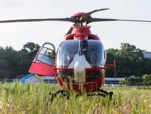 Helicóptero del rescate Imagen de archivo