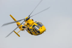 Helicóptero del rescate Fotos de archivo libres de regalías