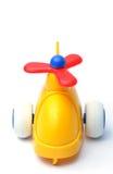 Helicóptero do brinquedo Fotografia de Stock