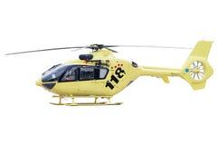 Helicóptero do helicóptero sanitário do exército Foto de Stock