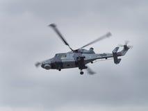 Helicóptero do Mk 8 do lince Fotos de Stock Royalty Free