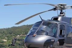 Helicóptero do salvamento Imagens de Stock