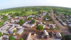 Helicóptero en un vilage perdido metrajes