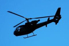 Helicóptero-Gazelle Fotos de archivo libres de regalías