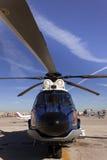 Helicóptero grande Fotografia de Stock