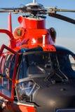 Helicóptero HH-65 Fotos de Stock Royalty Free