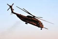 Helicóptero israelí de la fuerza aérea Imagen de archivo libre de regalías