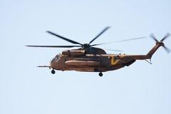 HELICÓPTERO ISRAELITA CH-53 DA FORÇA AÉREA Fotos de Stock