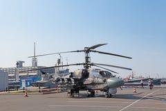 Helicóptero Ka-52 Foto de Stock