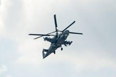 Helicóptero Ka-52 Fotos de Stock Royalty Free