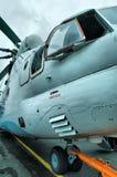 Helicóptero MI-26T imagen de archivo