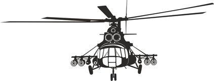 Helicóptero Mi-8 Fotografía de archivo