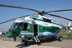 Helicóptero Mi-8 AMT Imágenes de archivo libres de regalías