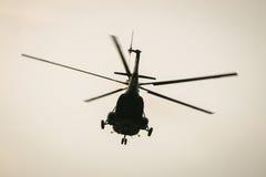 Helicóptero MI 17 o MI 171 Foto de archivo