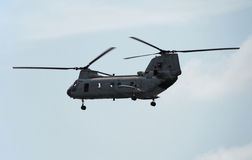 Helicóptero militar Imagem de Stock