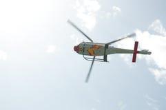 Helicóptero militar Fotos de Stock