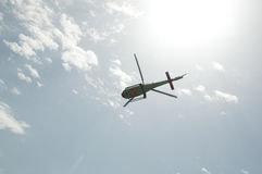Helicóptero militar Imagens de Stock Royalty Free