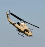 Helicóptero militar Fotografía de archivo