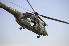 Helicóptero militar Imagenes de archivo
