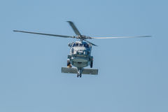 Helicóptero SH-60B Seahawk Imagenes de archivo