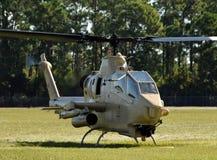 Helicóptero viejo Foto de archivo libre de regalías