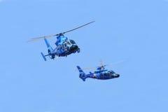 Helicópteros Imagenes de archivo