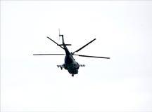 Helicópteros militares Foto de archivo libre de regalías