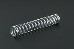 Helical spring Royalty Free Stock Photos