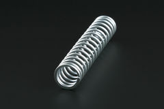 Helical spring Stock Images